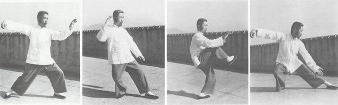 Cheng Man Ch'ing Tai Chi Master - Jill Basso Desert Sage Tai Chi Santa Fe