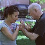 Desert Sage Tai Chi Classes Santa Fe, Meet in the Park, Jill Basso Tai Chi Instructor, Santa Fe, New Mexico