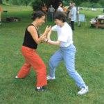 Santa Fe Tai Chi Push Hands, Desert Sage Tai Chi classes, Jill Basso Instructor, Santa Fe, New Mexico