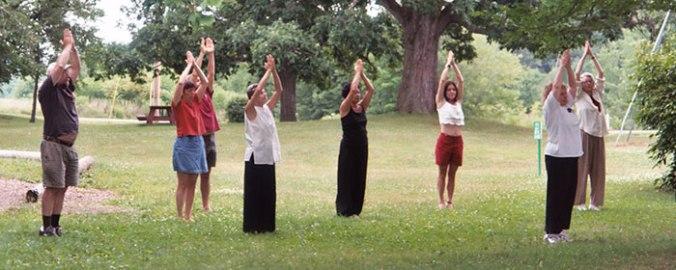 Classes in Tai Chi Lifestyle with Jill Basso Tai Chi Master, Desert Sage Tai Chi Santa Fe, NM